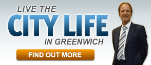 Live the City Life in Greenwich