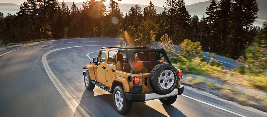 Jeep Wrangler Unlimited Lease Deals CT