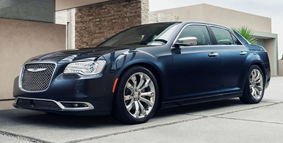 2017 Chrysler 300 Greenwich