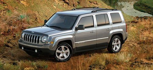 2017 Jeep Patriot Fairfield County CT