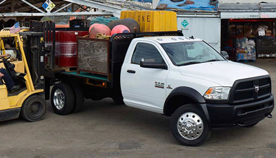 Ram Chassis Cab puts up big numbers