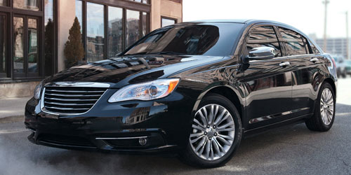 Luxuries Offered For The 2013 Chrysler 200 In Greenwich Ct