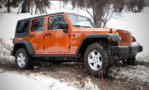 How Jeep Trail Rated 4WD Systems Work