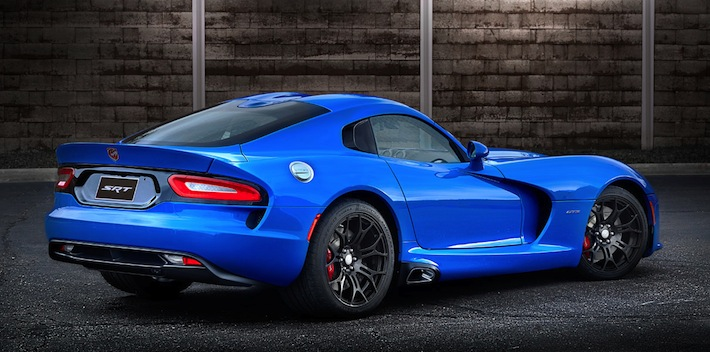 2014 SRT Viper GTS CT
