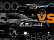 REVIEWED: The 2014 Dodge Charger vs the 2014 Chrysler 300