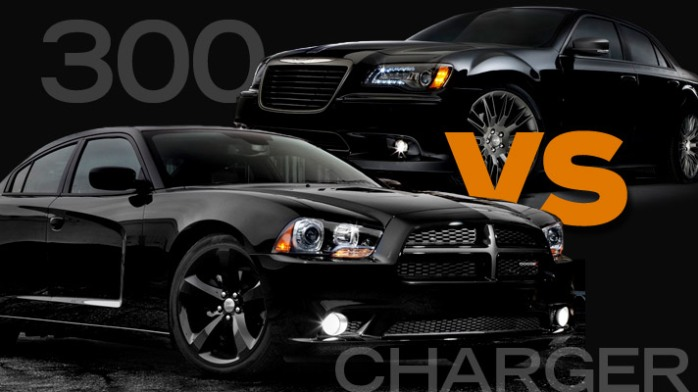 REVIEWED 2014 Dodge Charger vs 2014 Chrysler 300 in CT