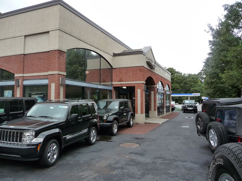 Jeep Dealers Serving White Plains NY