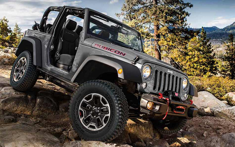 4 Reasons to Pick a 2015 Jeep Wrangler or an Unlimited