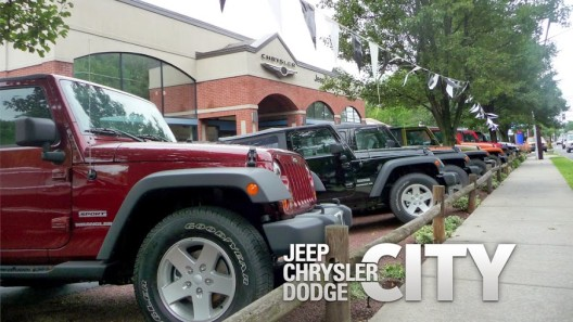 Jeep Dealers in CT