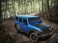 2016 Jeep Wrangler Unlimited Black Bear Edition Near White Plains