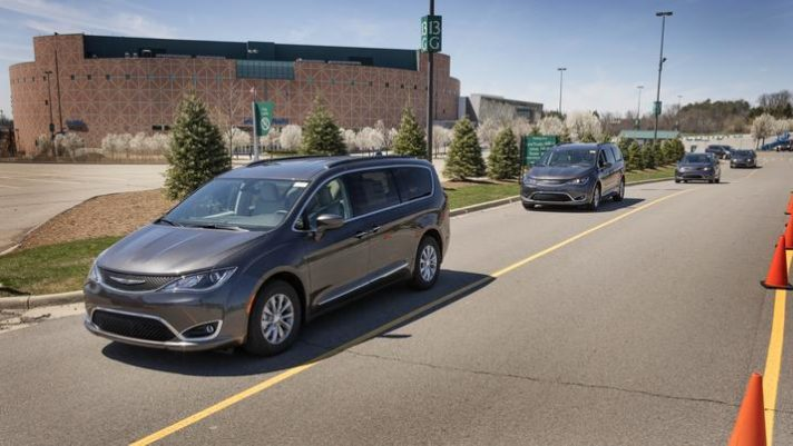 Chrysler Pacifica Lease CT