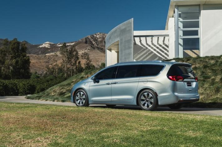 Chrysler Pacifica Lease Deals CT