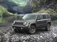 2016 Jeep Patriot 75th Anniversary Edition CT