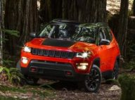 2017 Jeep Compass Greenwich