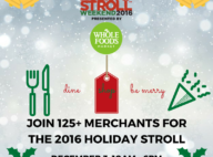8th Annual Greenwich Holiday Stroll