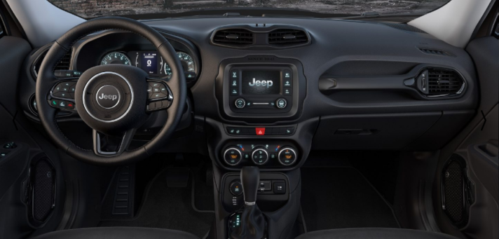 2017 Jeep Renegade Altitude CT