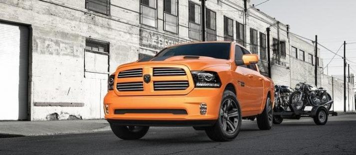 2017 Ram 1500 Sport Ignition Orange CT