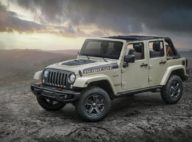 2017 Jeep Wrangler Unlimited Rubicon Recon CT