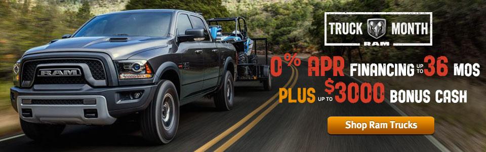 Ram Truck Month 0317