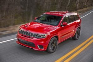 2018 Jeep Grand Cherokee Trackhawk Westchester