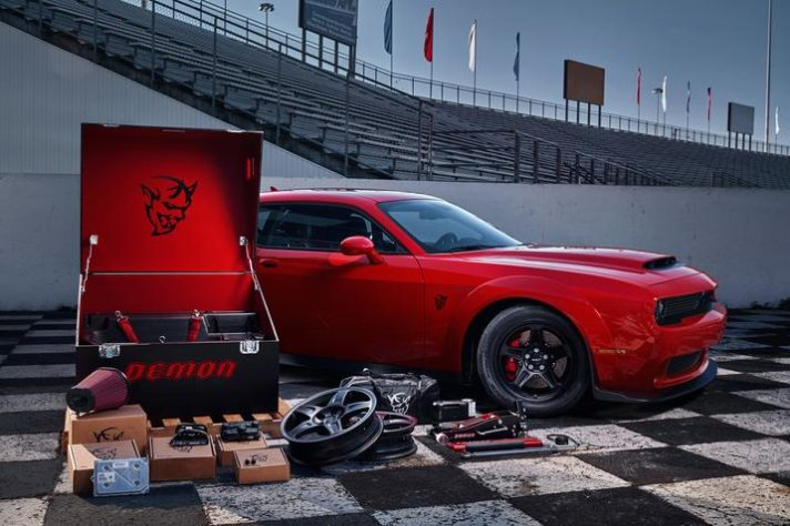 2018 Dodge Challenger SRT Demon CT