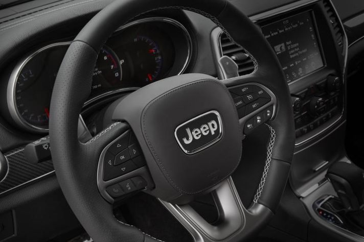 2018 Jeep Grand Cherokee Sterling Edition CT
