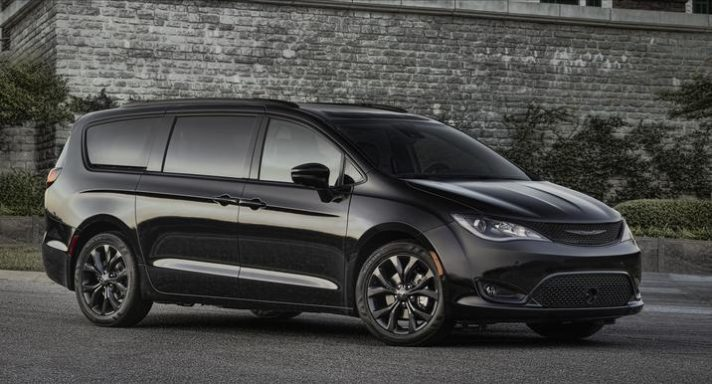 2018 Chrysler Pacifica Greenwich CT