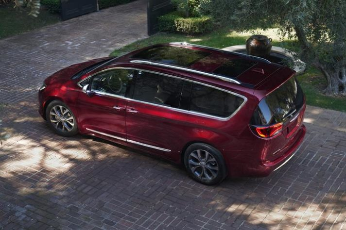 2018 Chrysler Pacifica Norwalk CT