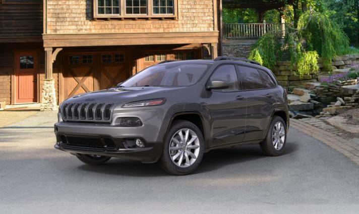 2018 Jeep Cherokee Fairfield CT