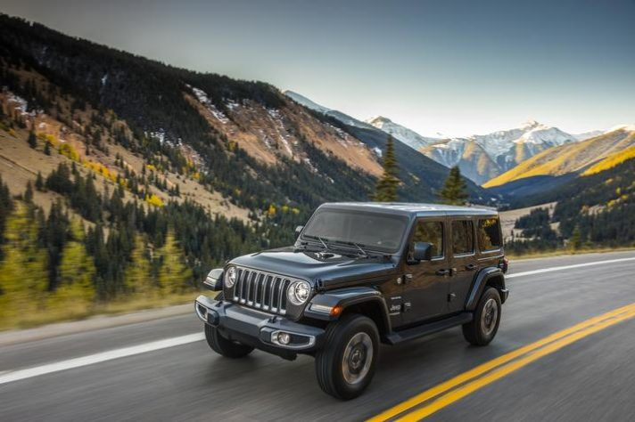 2018 Jeep Wrangler Fairfield County CT