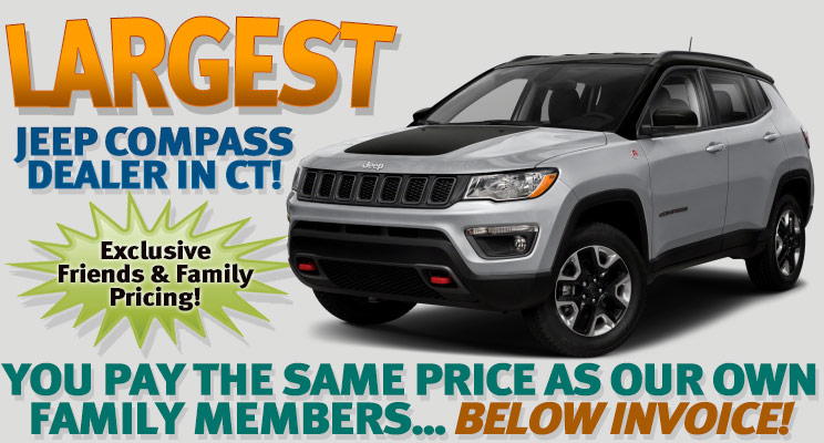 Jeep Compass Specials Norwalk CT