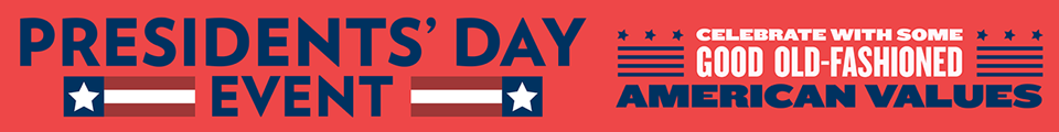 2018 Presidents Day Event