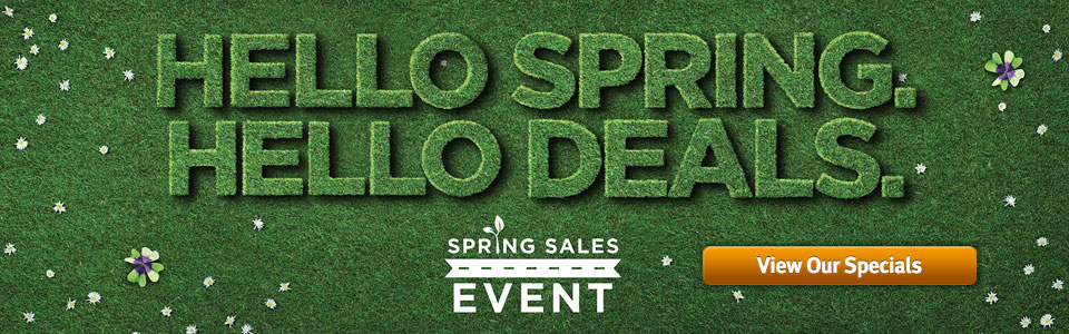 Spring Sale Event
