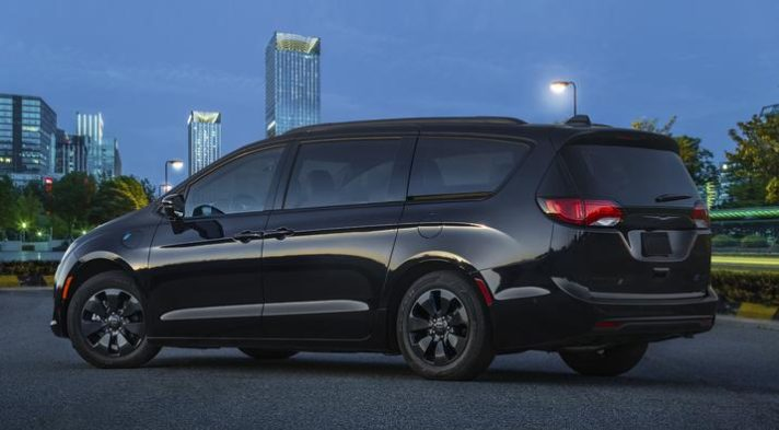 2019 Chrysler Pacifica Greenwich CT