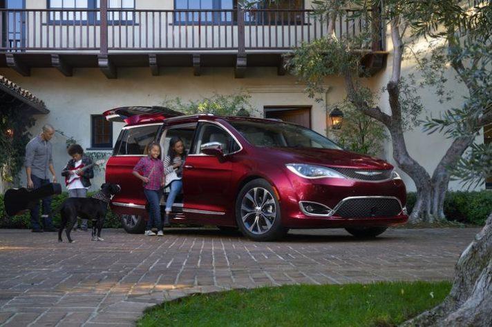 2019 Chrysler Pacifica Norwalk CT