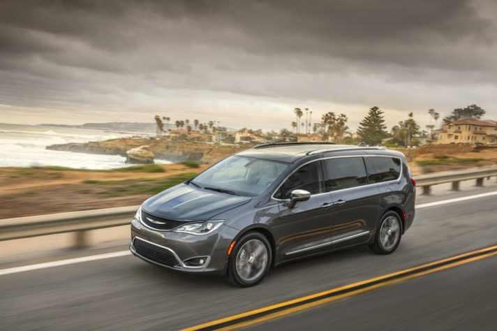 2019 Chrysler Pacifica Westchester NY