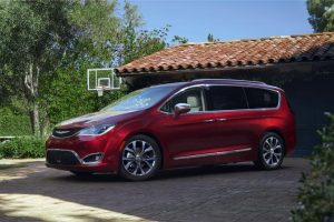 Chrysler Pacifica Fairfield County CT