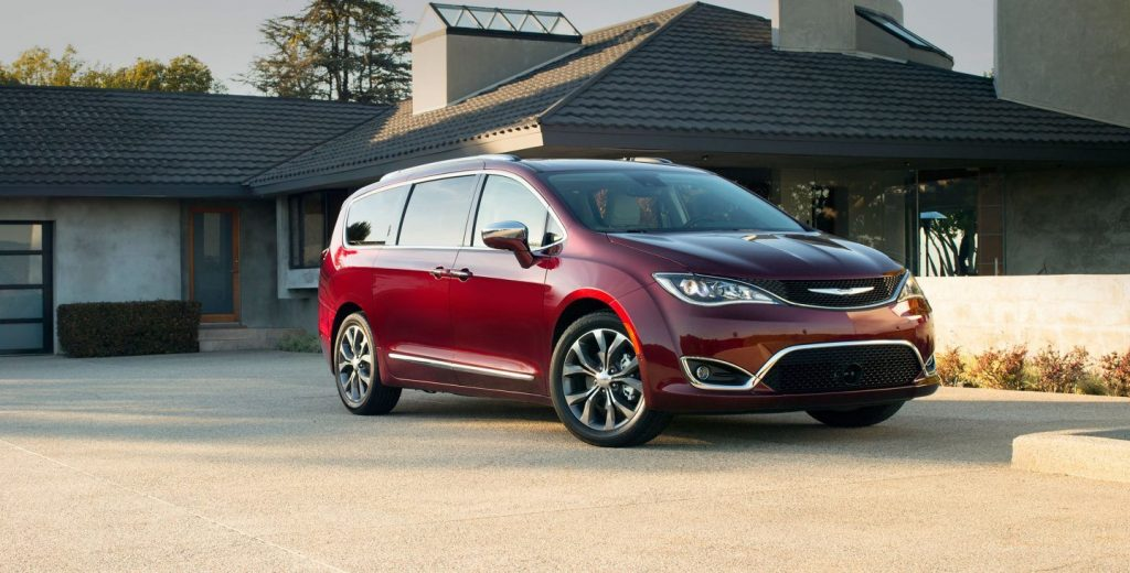 2020 Chrysler Pacifica Lease Deals CT