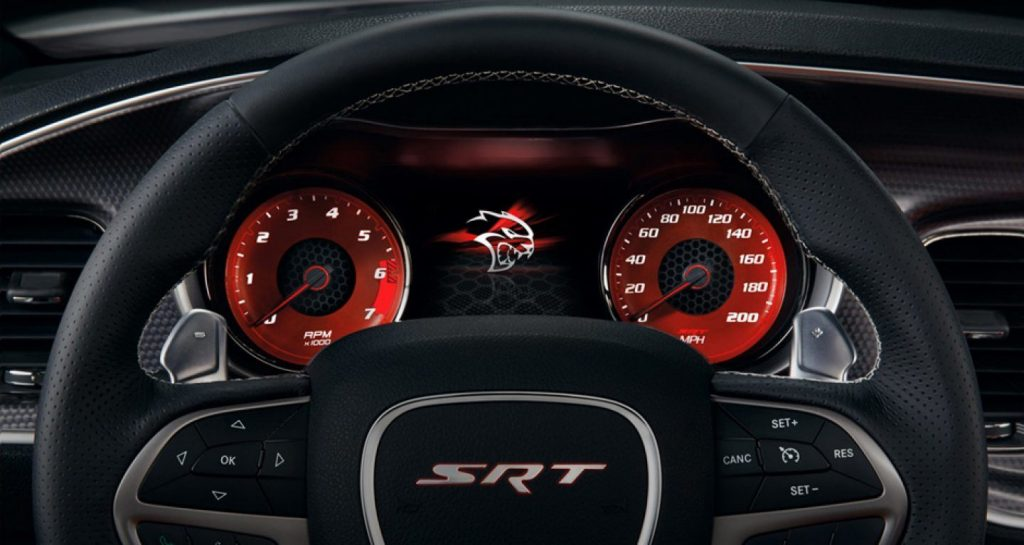 2020 Dodge Charger SRT Hellcat CT