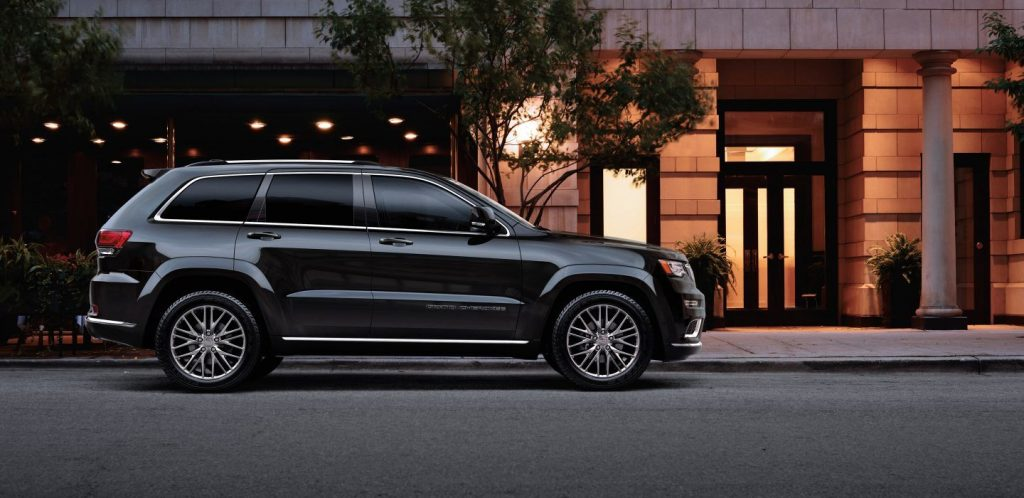 2020 Jeep Grand Cherokee Lease Deals CT