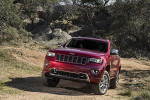 2021 Jeep Grand Cherokee Overland Greenwich CT