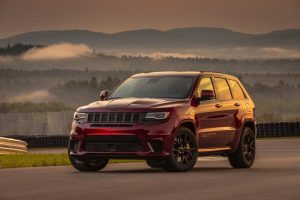 2021 Jeep Grand Cherokee Trackhawk Greenwich CT