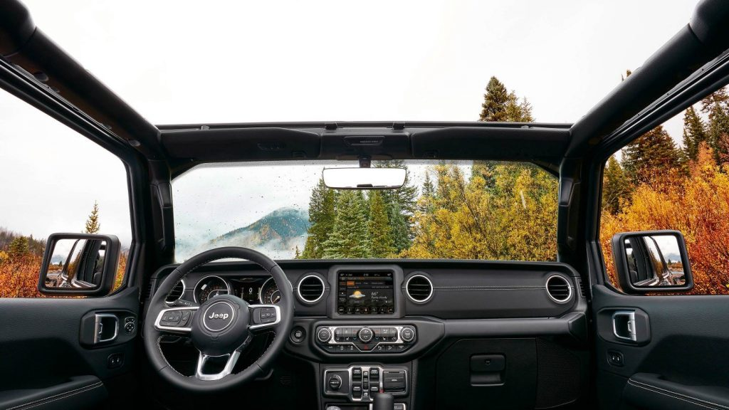 2021 Jeep Wrangler Lease CT