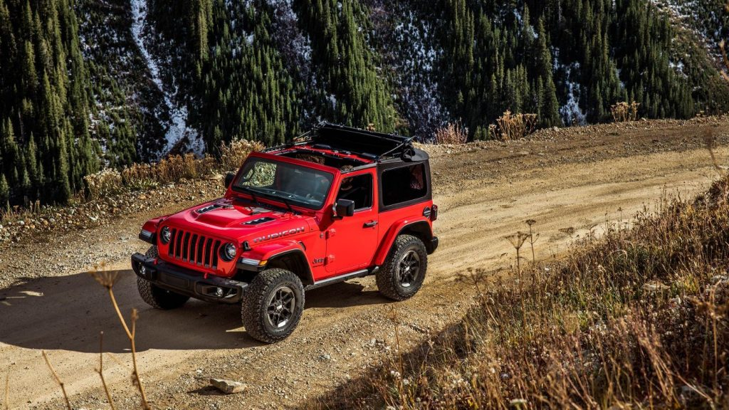 2021 Jeep Wrangler Lease Deals CT
