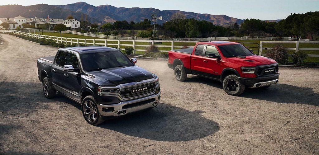 2020 Ram 1500 Lease Deals CT