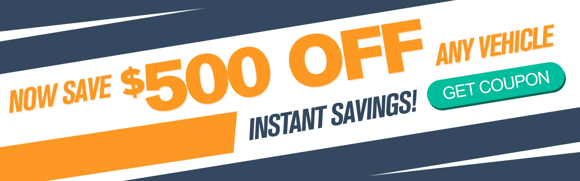 Instant Savings Coupon