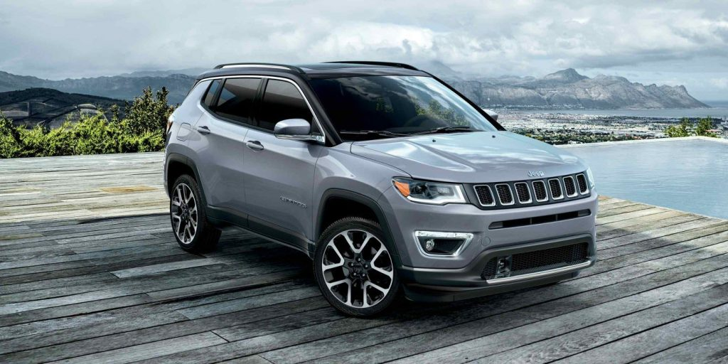 2019 Jeep Compass Adds Upland High Altitude Special Editions