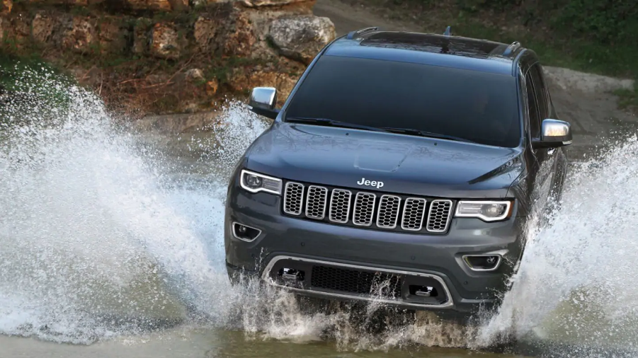 5 Improvements Made To The 2019 Jeep Grand Cherokee Suv