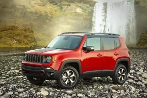 Jeep Renegade Fairfield County CT