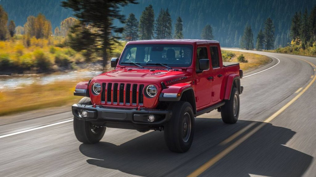 2021 Jeep Gladiator Greenwich CT